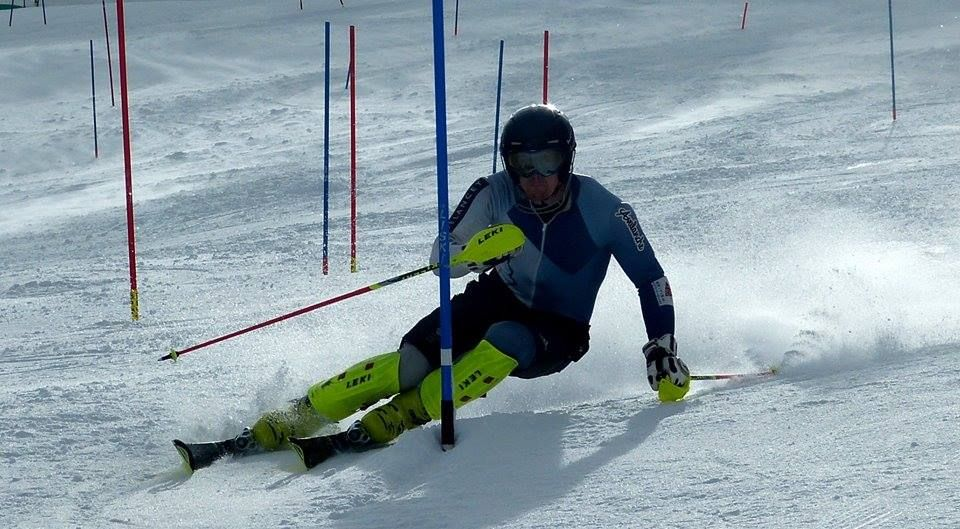 Dave Ryding finishes 12th in Val d'Isere