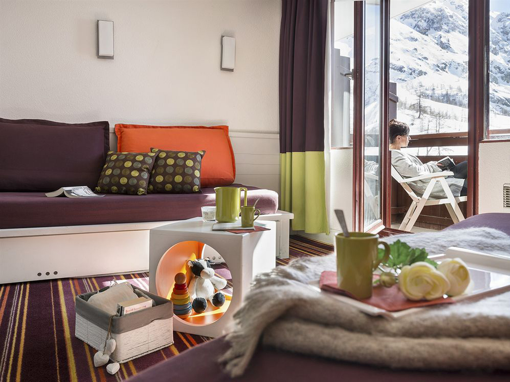 Accommodation in Val d'Isère