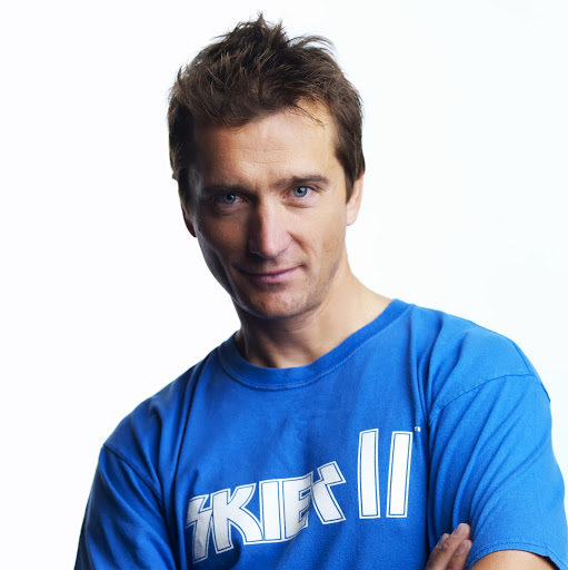 Graham Bell - 5 times Olympic Ski Racer and presenter of BBC1's Ski Sunday