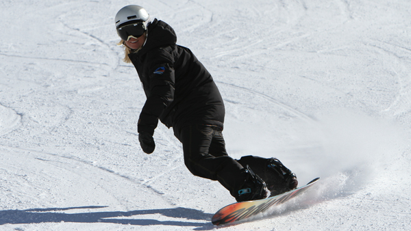 Become a snowboard instructor