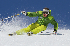Ski performance courses